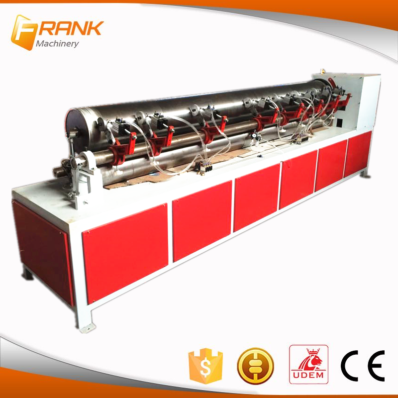 Automatic Paper Core Tube Cutter Machine