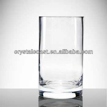 Wholesale Crystal Wedding Centerpieces Clear Glass Flower Vases