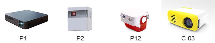Proiettore DLP Intelligente UV Proiettore Mini WiFi Portatile Pocket Intelligente HA CONDOTTO il Proiettore DLP supporto 1080 P