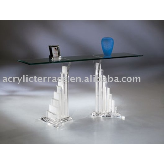 White Acrylic Dining Tables Supplieranufacturers At Alibaba