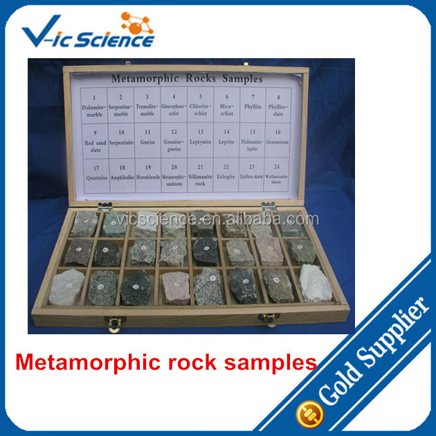 Metamorphic Rock Samples Mineral and Rocks Specimen for Sale