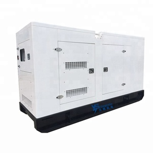 Low noise power 250kva diesel genset price generator container