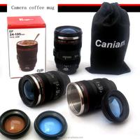 4th Generation Camera Coffee Mug Stylish Ceramic Coffee Mug With Lid