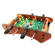 Tabletop Foosball Soccer Table,Portable Mini Table Football,Soccer Game Set With Two Balls And Score Keeper For Kids