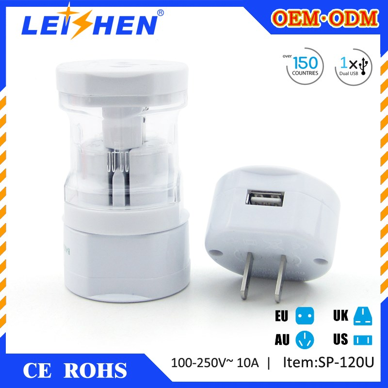 Travel Adapter And Converter By Seren Electronics,Travel Smart ...