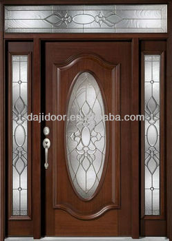 Oval Glass Entry Doors With Side Lites Dj S9302msths Buy