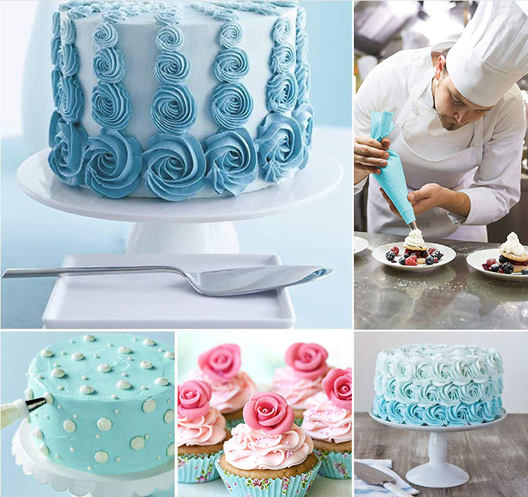 Amazon Cake Decoration Tips Icing Tips-Piping Nozzle Cake Nozzles Sets