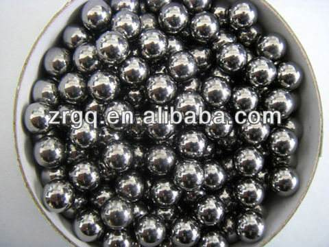 "1/4"" high quality bicycle steel ball"