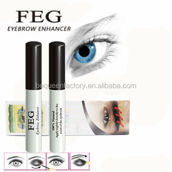 No Side Effect Brow Growth Liquid Eyelash and Brow Growth Serum