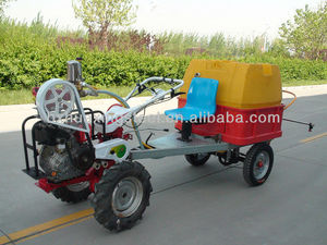 HX400C-9.0 multi functions Self-propelled sprayer 400L/forest protection/ crop pest and disease control