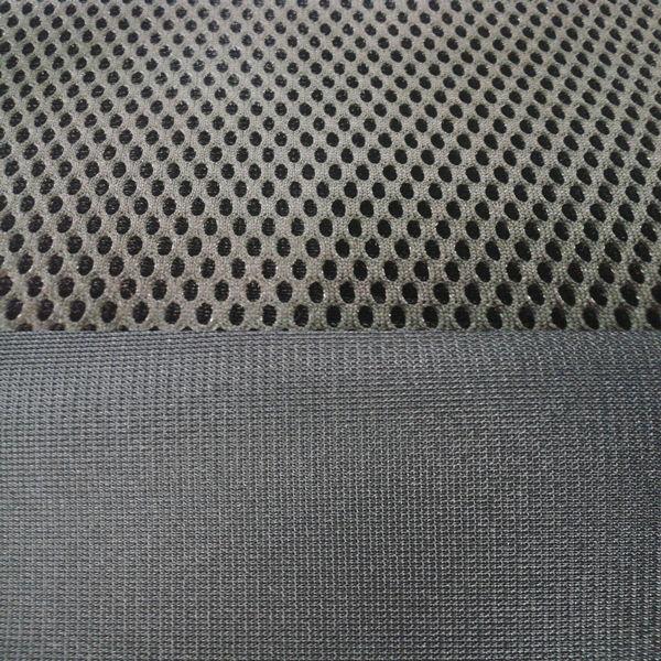 Poly Mesh Fabric Car Seat Materials