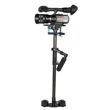 YELANGU Steadicam Handheld Carbon Fiber Stabilizer For Digital Camera Camcorder