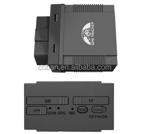 Accessories Jili Online GPS Tracker Mini Auto OBD Car GSM Vehicle Tracking Device Locator Over-speed Alarm GPS Mounts