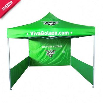Cheap tradeshow tent Sports outdoor advertising foldable tent