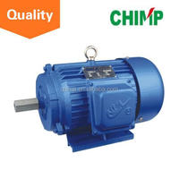 Y series 7.5KW ac induction cast iron three phase asynchronous electric motor
