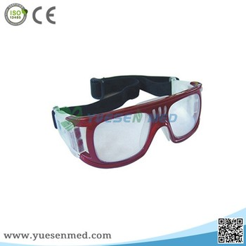 5e5ac58ecd38 Cheap wholesale radiation protection lead glasses low price x ray protective  lead glass