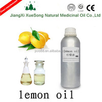 100% pure Lemon oil for perfume oil wholesale with high quality