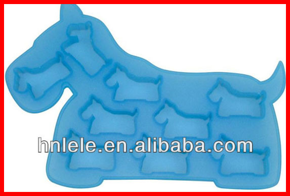 Factory Custom Several Shape Silicone Ice Tray Soap Chocolate Cake Mold