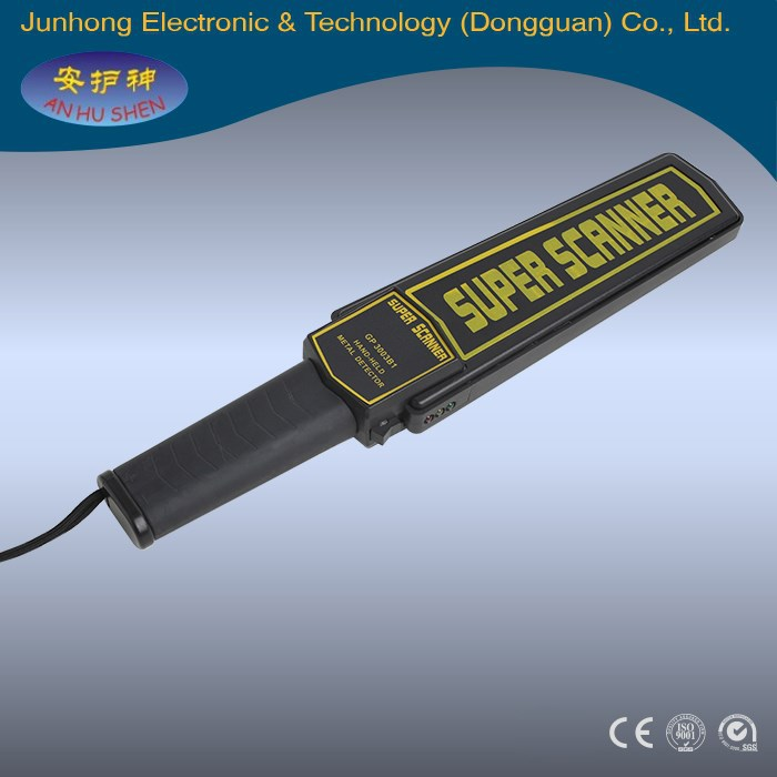 2014 HAND HELD METAL DETECTORS FOR BODY SEARCH