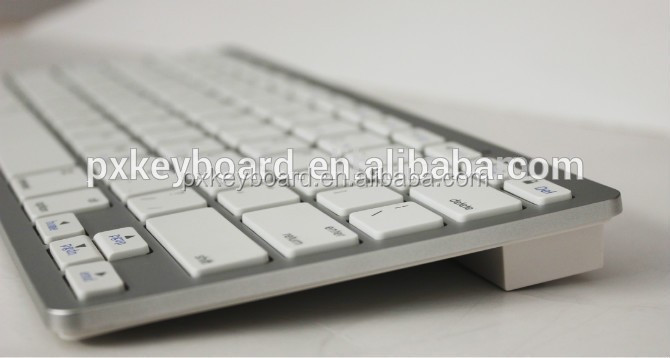Multimedia Keyboard,Bluetooth Keyboard For Mac Apple Microsoft ...