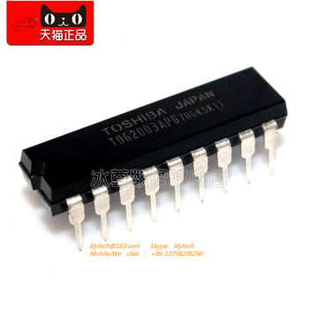 Td62083 toshiba 8ch darlington sink driver chipfind datasheet.
