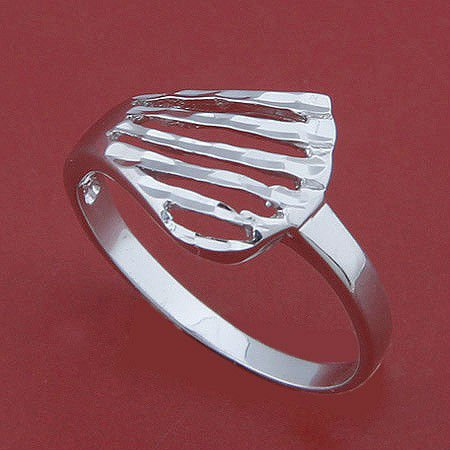 2012 Hot sale fashing 925 silver rings