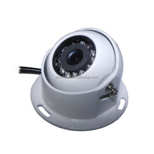 Wired CCD sensor night vision bus camera with WDR and smart IR function