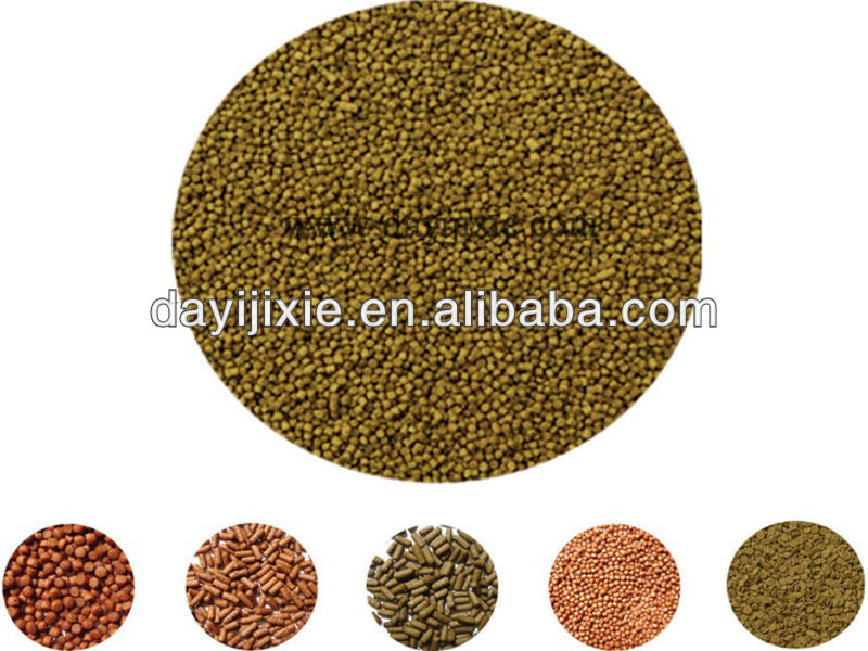Best Sell Aquarium Fish Feed Extruder Production Line