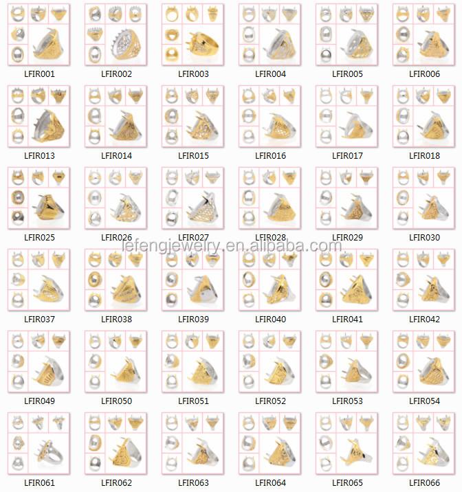 Bulk Price Indonesia Gold Finger Rings Design For Women Stainless ...