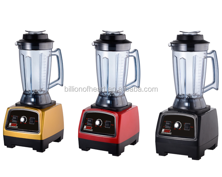 Heavy duty blender for smoothies