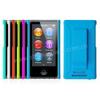 Hard shell PC accessory case for ipod nano 7