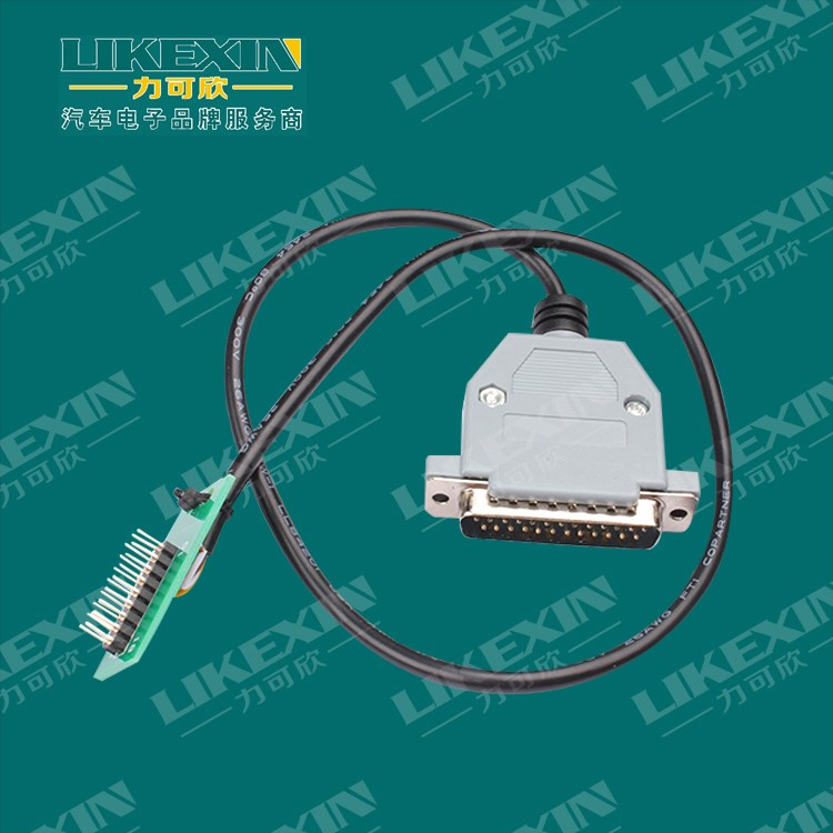 Testing Auto Obd Connector Wire Harness With Fuse Box Custom Drawing ...