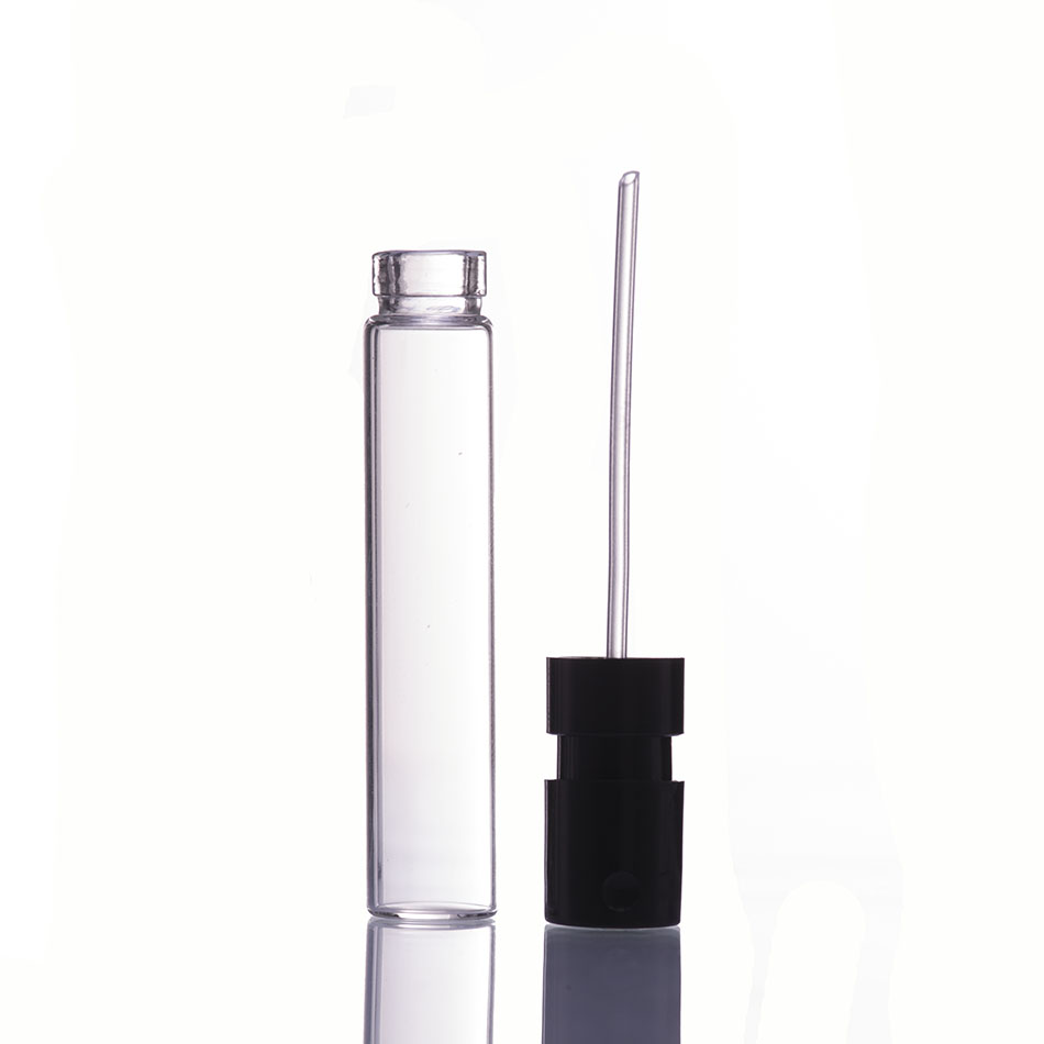 Best selling 1.5ml 2ml sample <strong>empty</strong> glass refillable <strong>perfume</strong> spray <strong>bottle</strong>