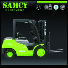 china new diesel forklift price with 1t