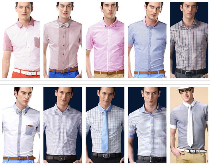 High Quality Model Mens Office Uniform Shirts - Buy ...