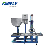 FARFLY semi-auto paint filling/packing machine