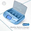 2014 new universal camcorder batteries charger with CE FCC and ROHS