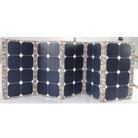 Special Design Multi-function High Efficiency 130W Foldable Solar Panel Charger