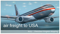 USA/American air cargo(shenzhen beauty equipment) shipping from shenzhen/China with good rates