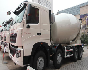Sinotruk Howo 6x4 concrete mixer truck for sale in october TK69542FW