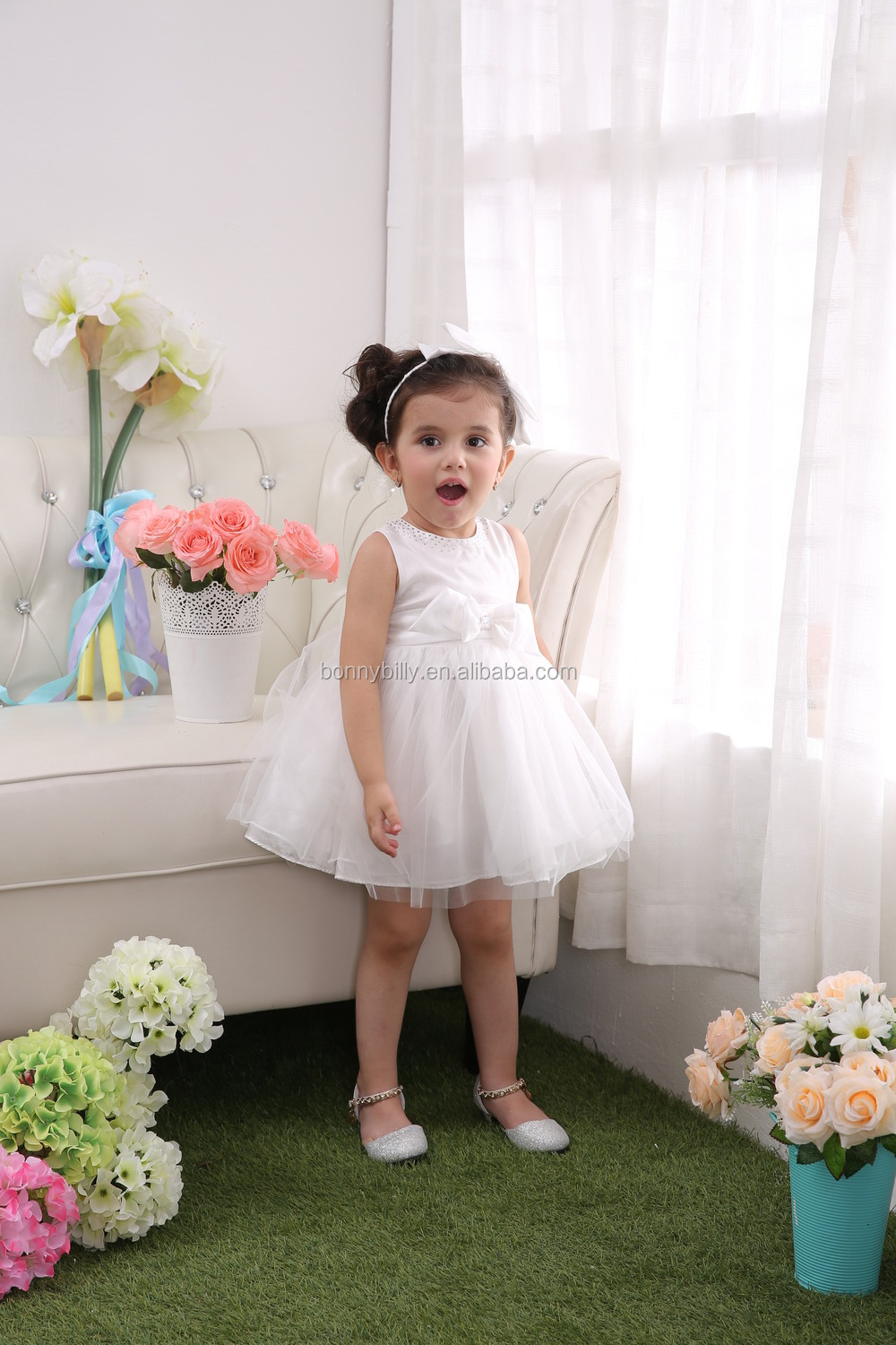 Red And White Wedding Dresses,Lovely Baby One Year Party Dresses ...