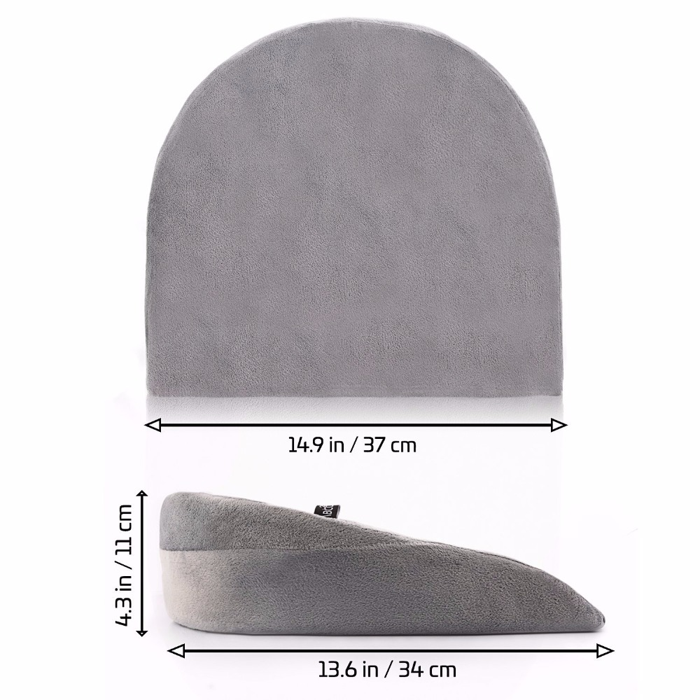 Wholesale Pregnancy Pillow Wedge for Maternity,Memory Foam Maternity Pillows Support Body, Belly, Back, Knees