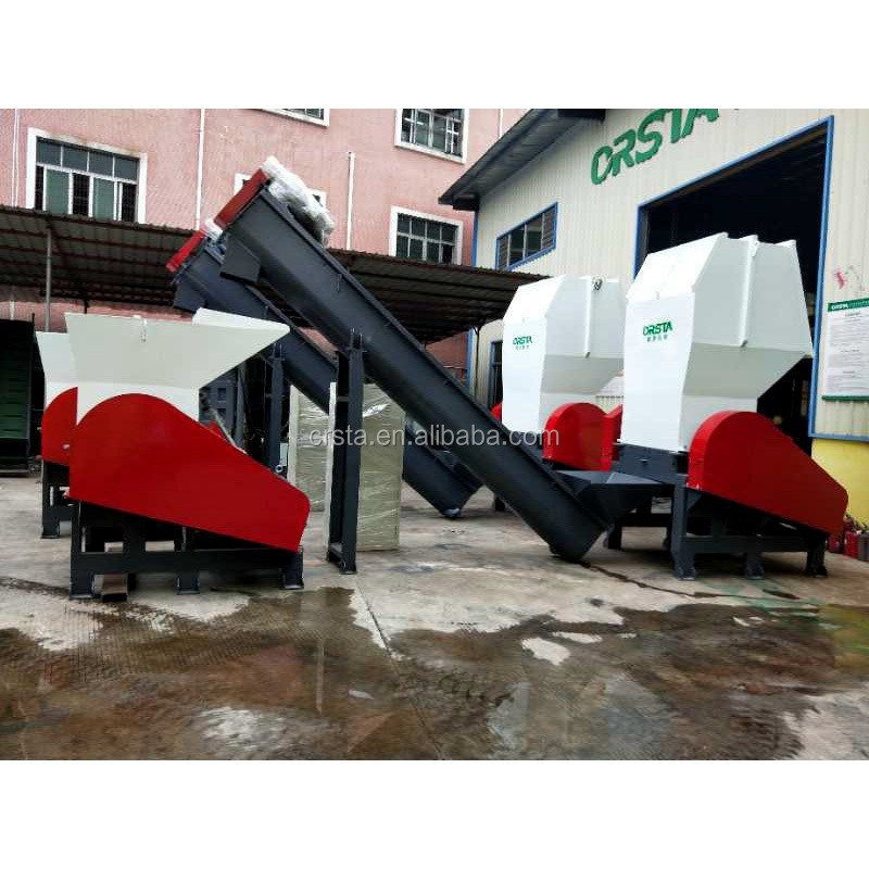 ABS PS Computer shell  crusher/ ABS PS  plastic TV Shell grinder/ ABS PS Electrical and Electroniplastic crushing machine