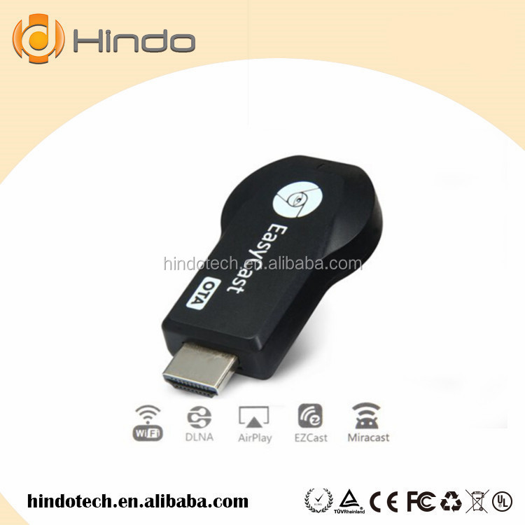 DLNA Airplay Dongle wifi tv dongle support multi-language dongle wireless led display board miracast for mac