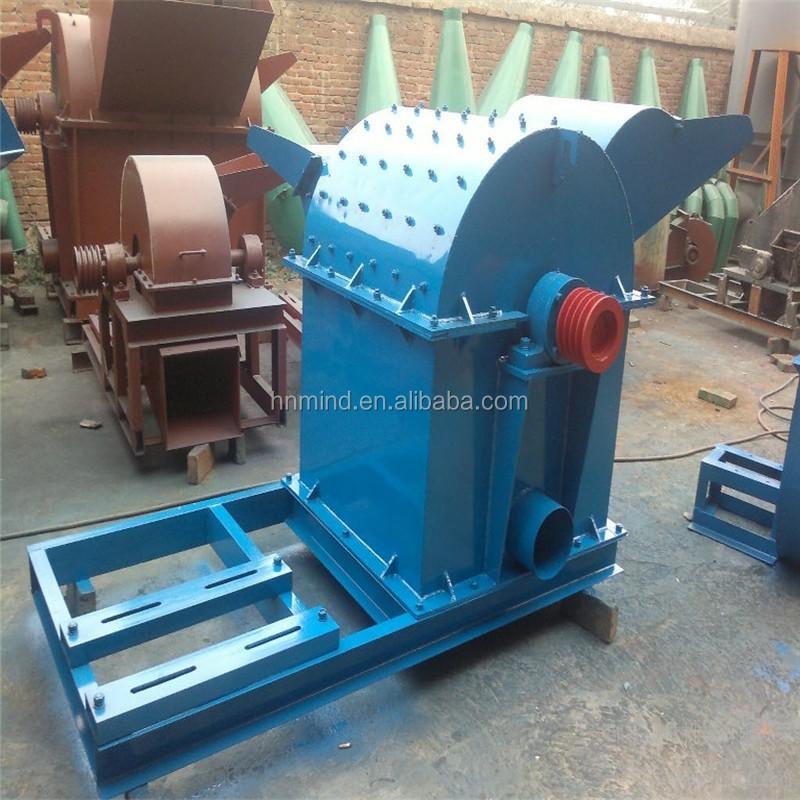 Yüksek Kaliteli odun kömürü Tozu Freze Makinesi Ahşap Kırıcı