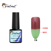 15 % Off Factory Wholesale Cheap Mood Color Change UV Gel Gel Nail Polish