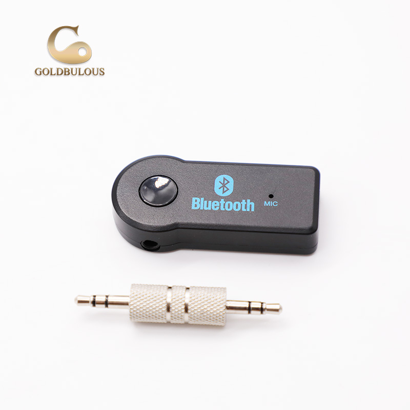 Best Selling Products in Amazon Wireless Bluetooth Music Adapter 3.5MM Audio Jack A2DP AUX USB Bluetooth Car Kit Receiver