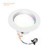 Hot item 9w led downlight 4inch changeable color dimmable led light down light bluetooth mesh smart down light