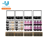 Guangzhou Manufacturer Outlet Durable Portable Small Underwear Display Shelf
