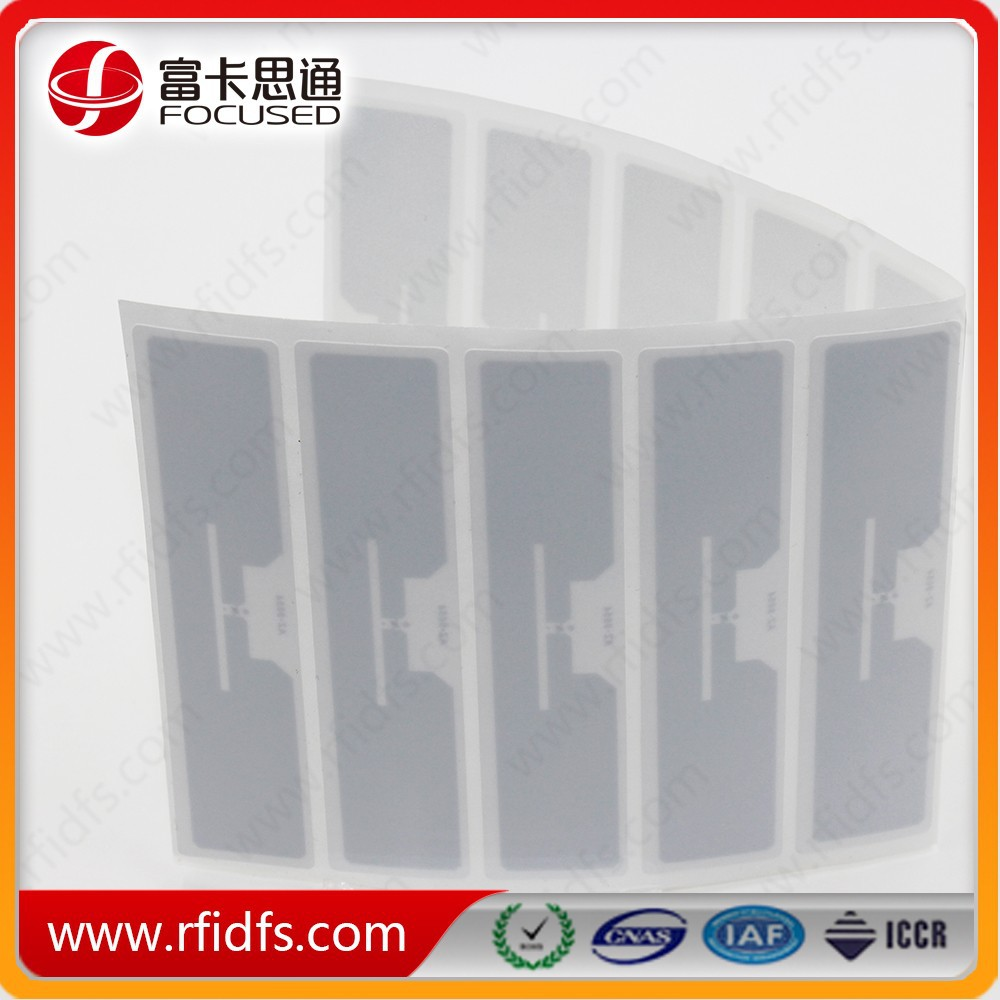 high quality factory price rfid uhf wet inlay